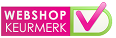 Logo Webwinkel Keurmerk - Veilig en betrouwbaar