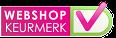 Logo Webwinkel Keurmerk - Veilig en betrouwbaar