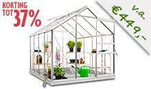 ECO tuinkassen hebben de beste prijs kwaliteit verhouding.