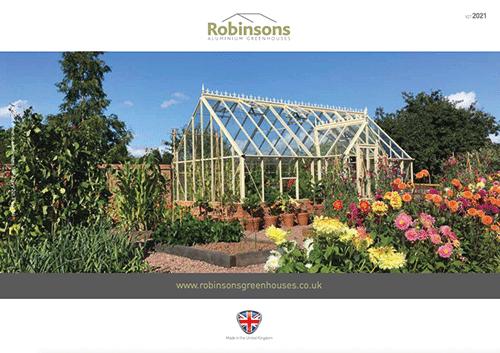 Brochure Robinsons tuinkassen