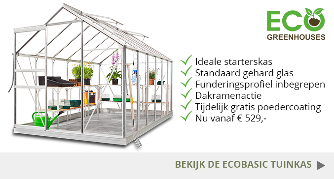 Ecobasic tuinkas