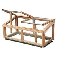 houten kassen